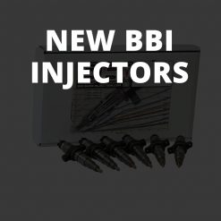 New BBI injectors