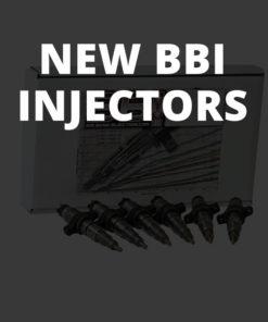 New BBI injectors