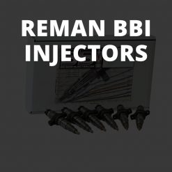 Reman BBI injectors