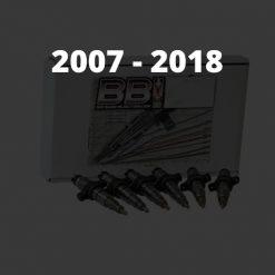 Year 2007 - 2018